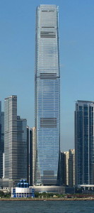 International Commerce Centre -World Sixth Tallest Building