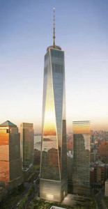 One World Trade Center - Third tallest building of The World