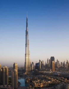 Tallest Building In World - Burj Khalifa