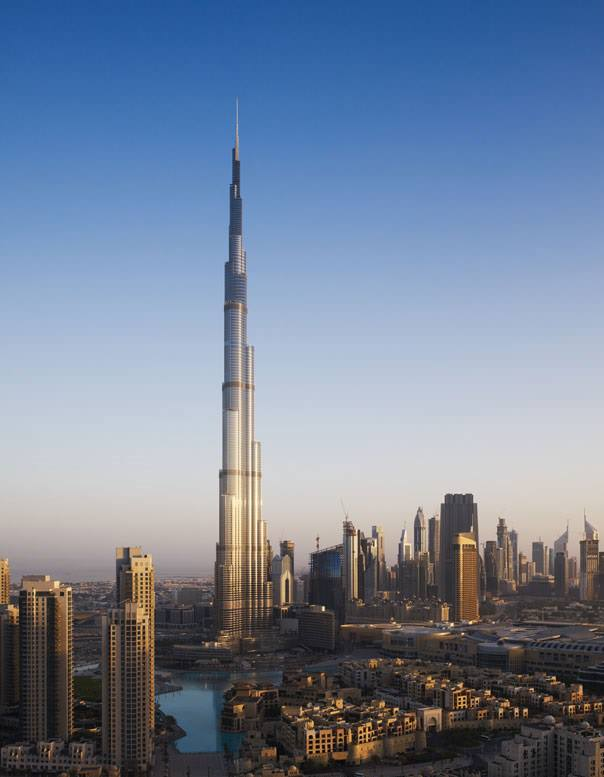 Tallest Building In World 10 Tallest Buildings In The World