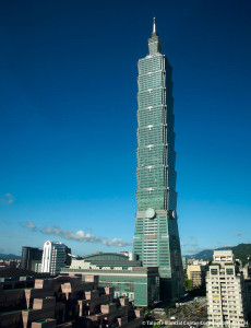 Tapei101 - 4th Talltest Building in World