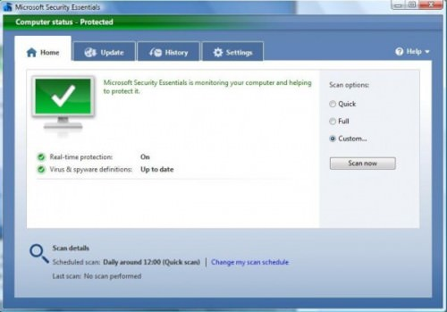 Free downloads of virus software.