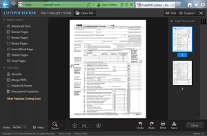 How to edit pdf files online for free