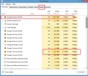 Make Windows 8 Faster With Task Manager