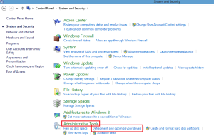 Make Windows 8 Faster by Optimizing The Hard Drive